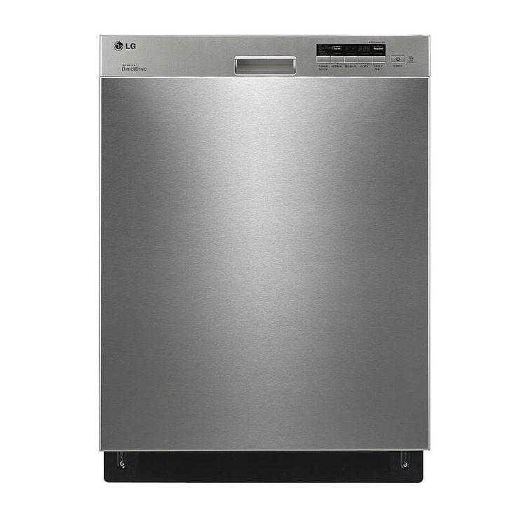 LG Built-In Dishwasher
