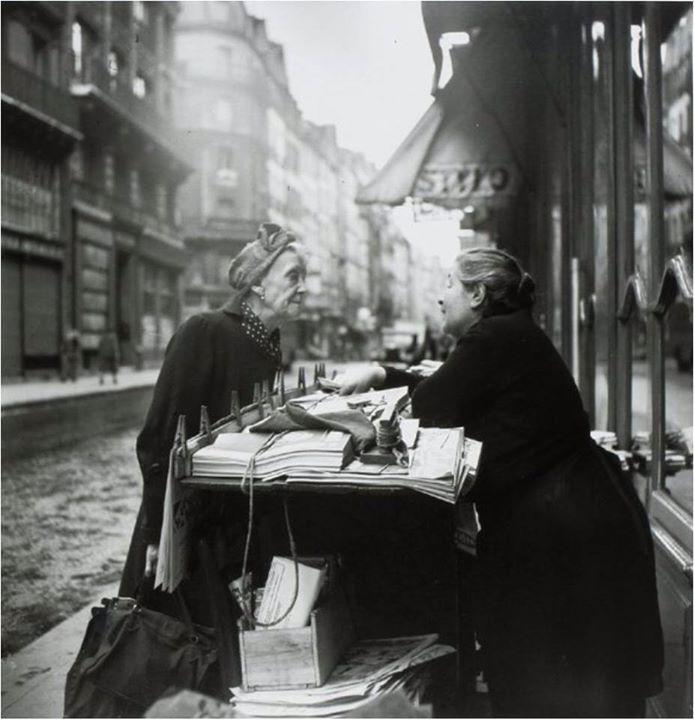 luzfosca:   Louis Stettner Conversation, Paris,... - Kоптокот