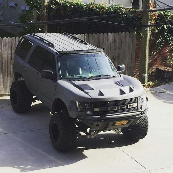 Raptor Expedition … | ALL JACKED UP | Truck…