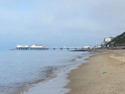 West Runton and East Runton Beaches, North Norfolk