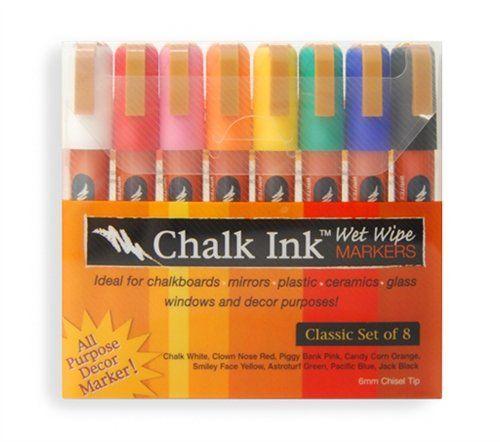 DIY Chalk Marker Gift Wrap - Life On Virginia Street