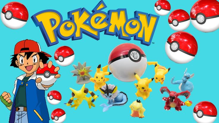 Image result for pokemon characters with names