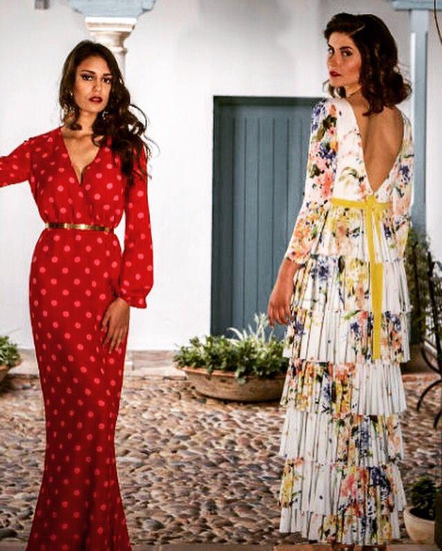 Editorial feria de abril 2016 para Magazin  Boulevar Sur de ABC. #moda flamenca Makeup: Mar Martínez