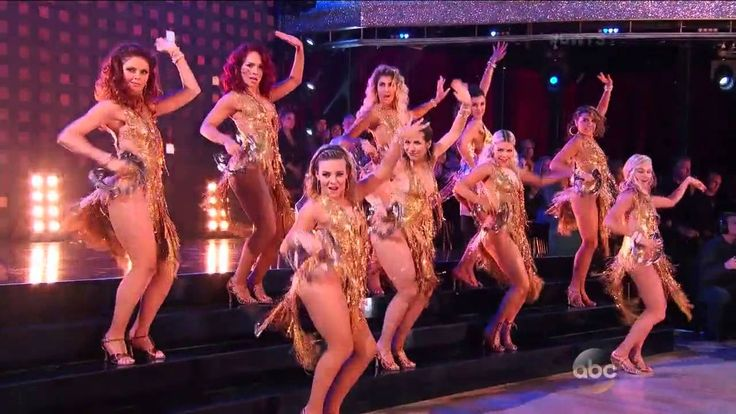 Dancing With The Stars - Opening number - Icons Night