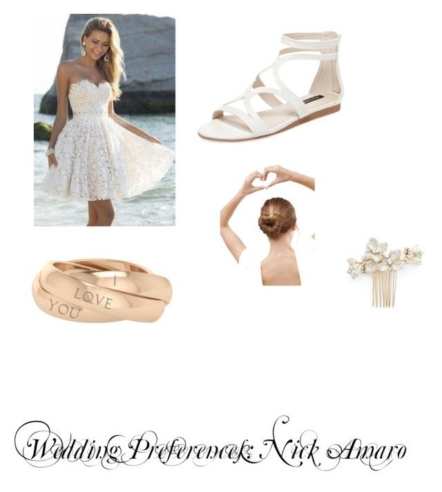 SVU Preferences: Nick Amaro by maerina on Polyvore featuring Ava & Aiden, Wedding Belles New York, ASOS and StyleRocks