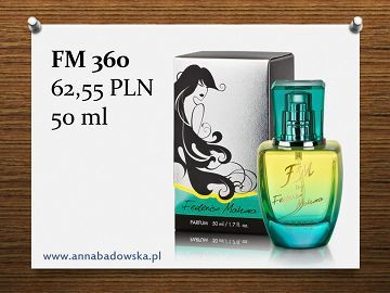 FM 360 Kwiatowe z nutą cytrusową