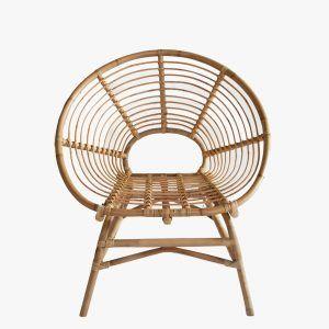 Ring Rattan Chair From Dear Keaton
