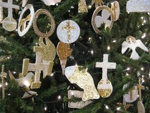 Homemade Chrismon Ornaments -Google Image Result for http://stocktonumc.org/typo3temp/pics/cd9c1965b8.jpgGoogle Image, Chrismon Ornaments, Crafty Things, Chrismon Fancy, Handmade Ornaments, Holiday Crafts, Christmas Ornaments, Christmas Trees, Chrismon Christmas