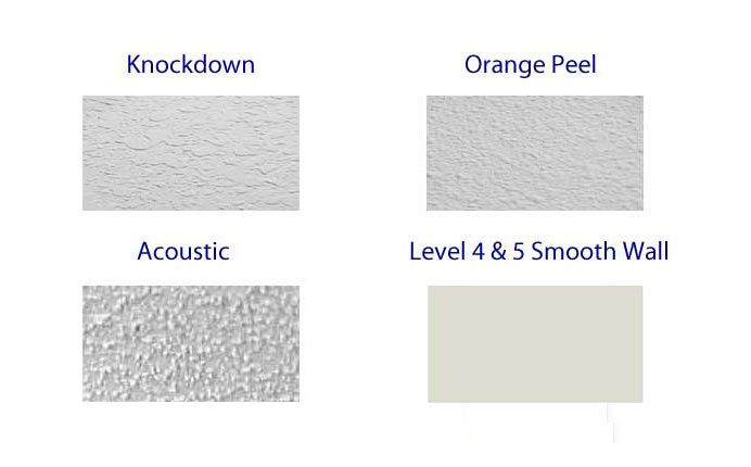 Services LB Drywall And Paint Baton Rouge Lafayette Drywall - Different ceiling textures