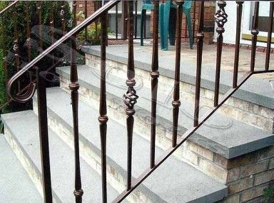 Contemporary Wrought Iron Fencing Price Per Linear Foot and wrought iron fence cost san antonio texas. Porch Stair RailingStep ...