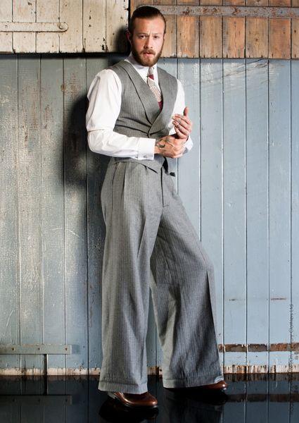 20th Century Chap Vintage Style Menswear Mens VintageVintage WearVintage Style1930s FashionMens