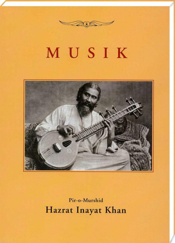 Musik - Aus mystischer Sicht von Hazrat Inayat Khan.  Geboren in eine Welt, in der die Seele noch mit ihrem Ursprung verbunden ist, in der Religion, Musik, Philosophie und Naturwissenschaft noch aus einer Quelle kommen, war es Hazrat Inayat Khans Seelenauftrag, dieses Wissen in die westliche Welt zu bringen, in der die Sicht der Welt und des Lebens sehr materialistisch geprägt sind. http://www.verlag-heilbronn.de/b%C3%BCcher/hazrat-inayat-khan/musik-aus-mystischer-sicht/