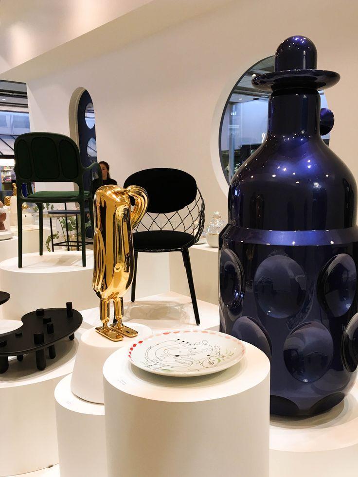 Jaime Hayon exhibition - furniture and decorative arts