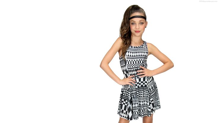 maddie ziegler coloring pages - photo#30
