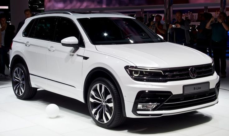 2018 Volkswagen Tiguan changes.