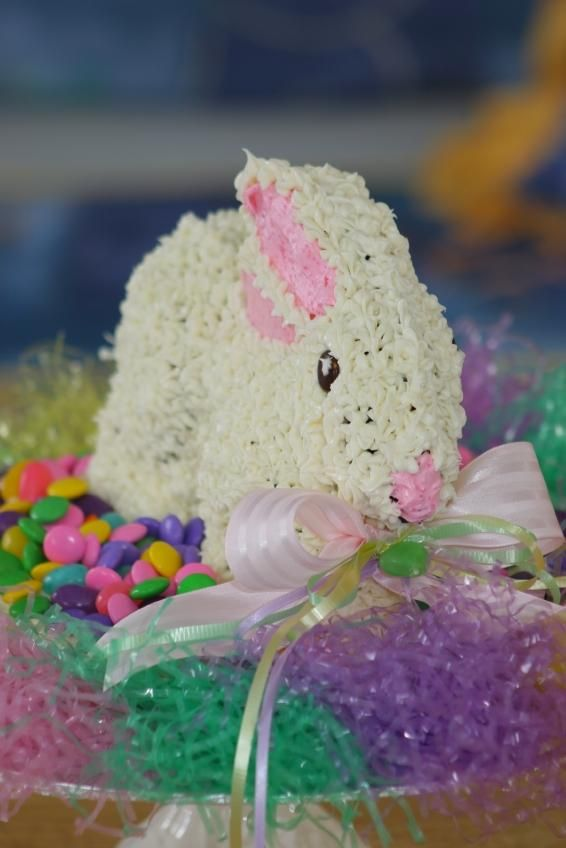 Pictures of Easter Bunny Cake Ideas [Slideshow]
