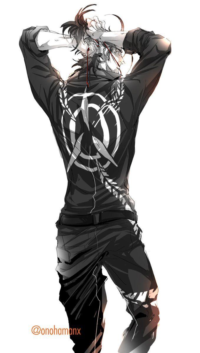【刀剣乱舞】髪の毛を縛る日本号【とある審神者】 : とうらぶ速報~刀剣乱舞まとめブログ~