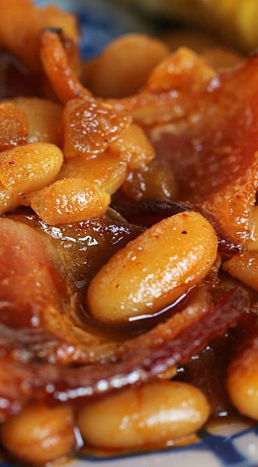 The Very Best Barbecue Baked Beans | Recipe | Baked beans ...