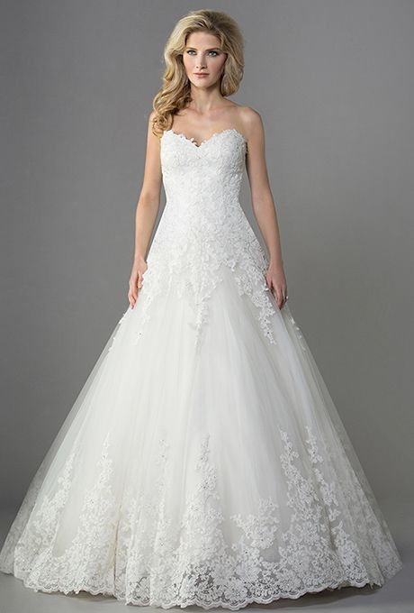 37 best images about my favorite wedding dresses on for Wedding dress rental baton rouge