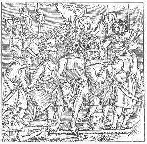 Cuando los revolucionarios húngaros fueron obligados a comerse a su líder