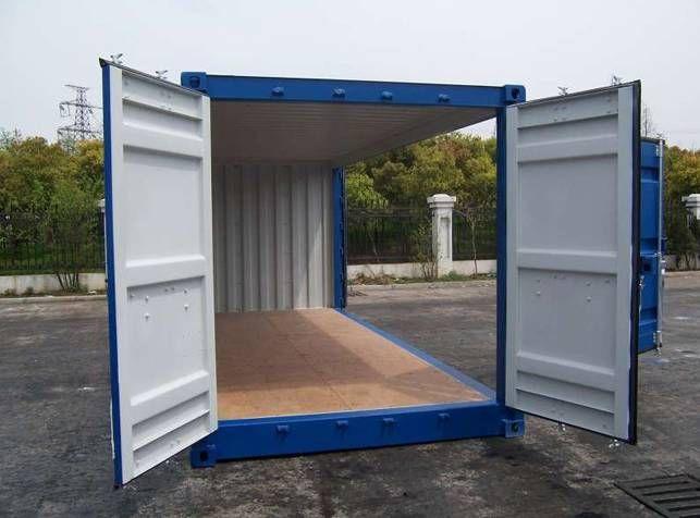 Maison containers prix plus une fille achte 4 containers for Container occasion pour habitation
