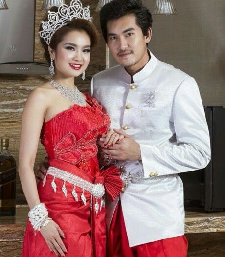 1000+ Images About Khmer Traditional Wedding Clothes On