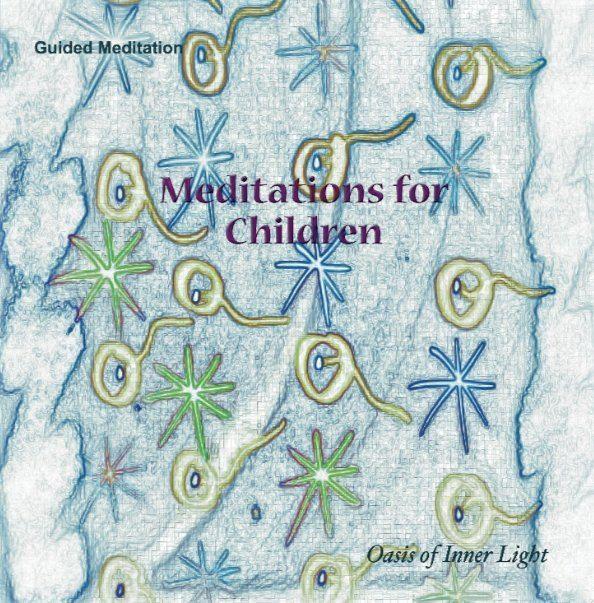 Meditations for Children by OasisofInnerLight on Etsy
