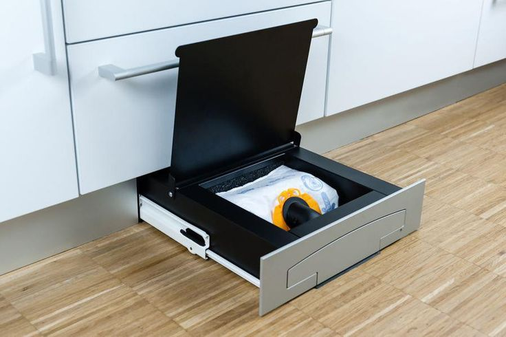 Quit sweeping dust under the rug, start sweeping it into this counter vacuum
