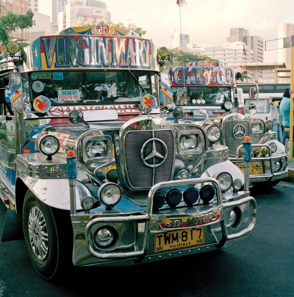 #Jeepney #Philippines. Click to read Frank Chapter 45: Philippines.