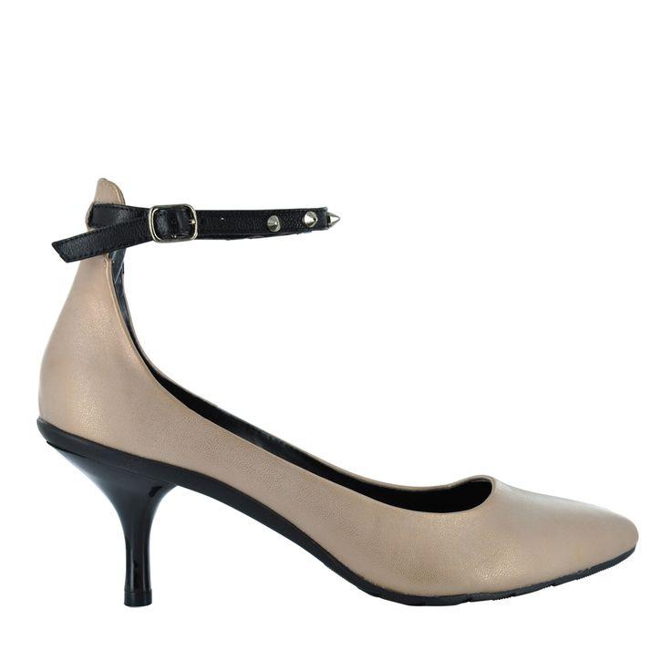 Studded Ankle Strap st