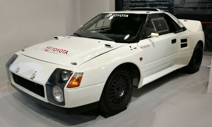 Developed almost to completion yet never used in competition, this is the story of our ill-fated WRC car - the Toyota 222D.