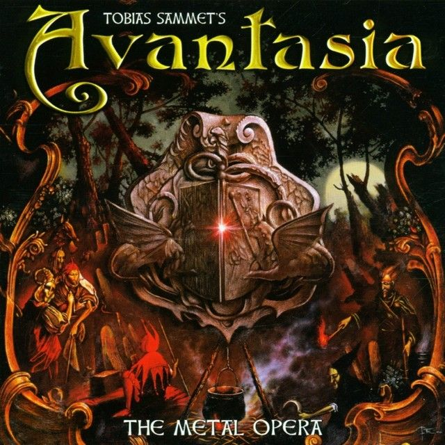 Saved on Spotify: Sign of the Cross by Avantasia