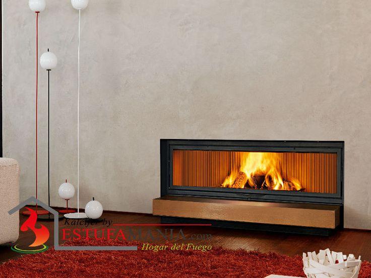 M s de 25 ideas fant sticas sobre revestimiento de - Revestimiento de chimeneas modernas ...