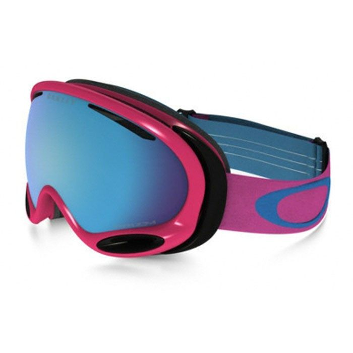 Oakley A Frame 2 0 Prizm Snow Goggles With Snow Sapphire Iridium Lens Sun Ski Sports Snow Goggles Bike Shoes Cycling Snowboard Boots