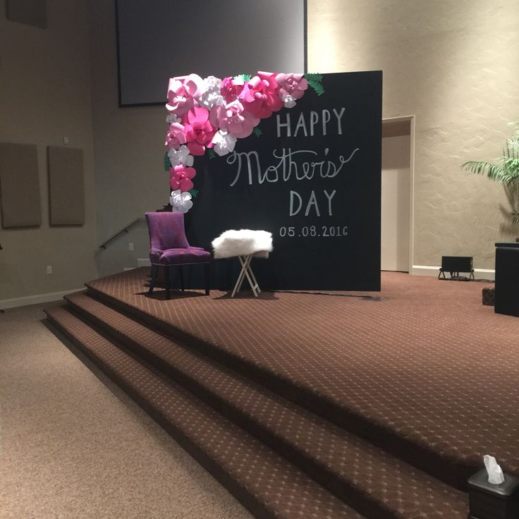 25 best ideas about church stage design on pinterest for Backdrop decoration for church