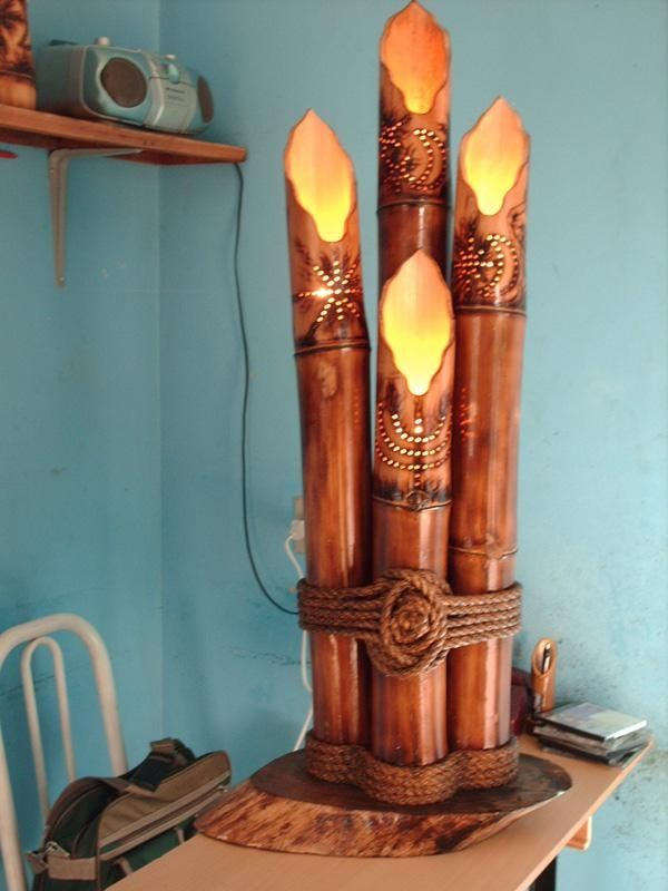 bamboo crafts | sell Bamboo Luminary, Wholesale sell Bamboo Luminary from Bamboo ...