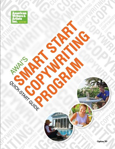 Smart start copywriting program