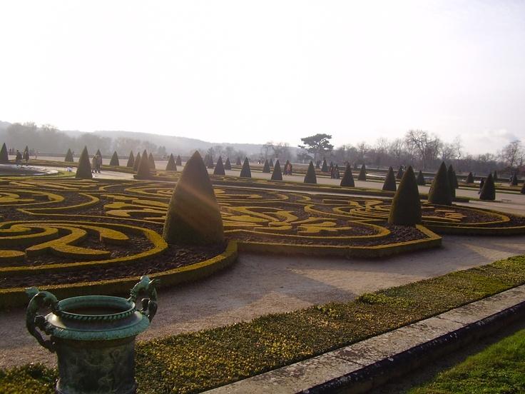 Versailles - my eurotrip on '06