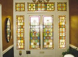 edwardian stained glass doors - Google Search