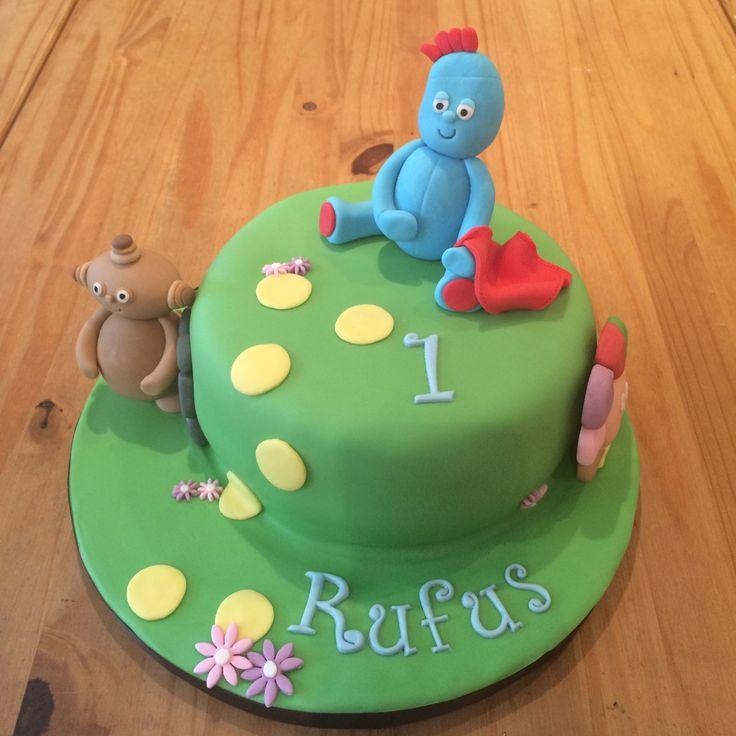 Iggle Piggle Cake #cake