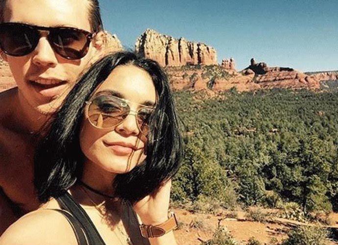 Vanessa Hudgens And Austin Butler Investigated For Allegedly Vandalizing Sedona's Red Rock