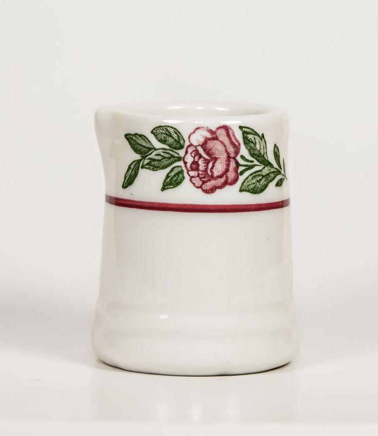 Vintage Jackson China Mini individual Creamer Restaurant Rose | eBay