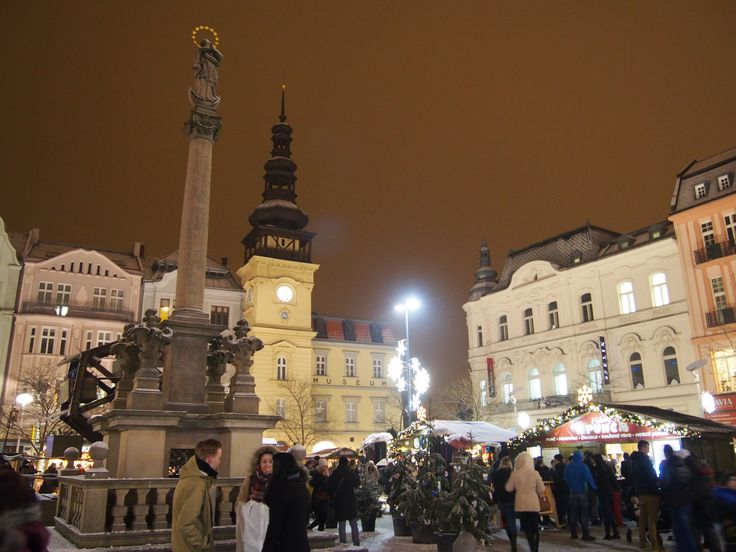 Vánoční trhy v Ostravě!!! 2016 :-)