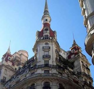 Edificio Bencich, Buenos Aires ♡♡♡♡
