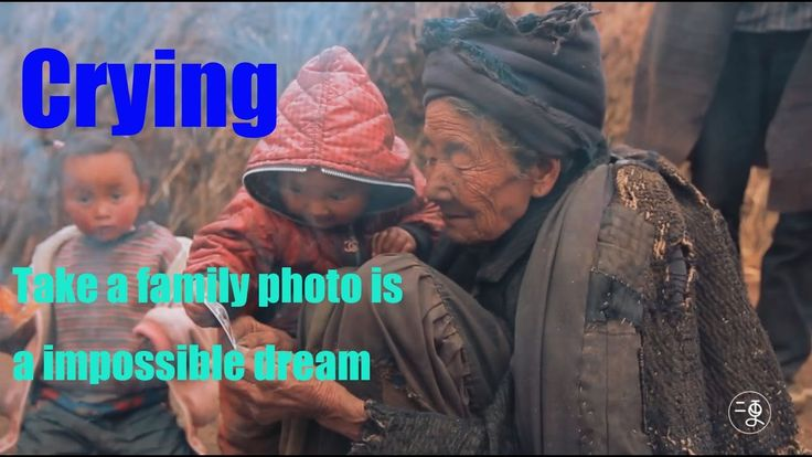 [life story] Crying-Take a family photo is a impossible dream | More China