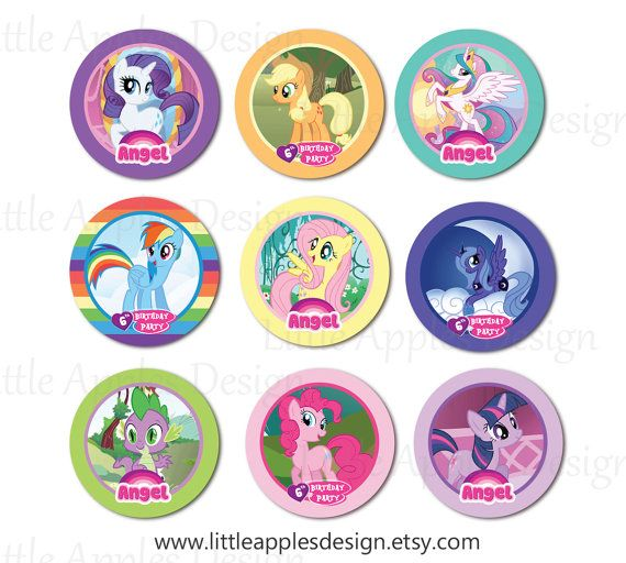 112 best My Little Pony images on Pinterest Birthday party ideas