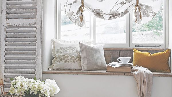 Gorgeous shabby chic decorating ideas to swoon over-Part 1 #shabby chic