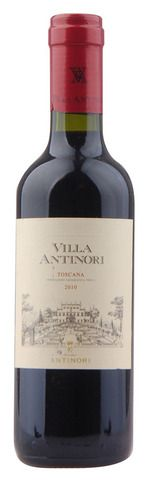 In stock - 9,64€ 2010 Antinori Villa Antinori, red dry , Italy - 90pt