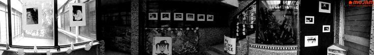 Sala de exposición fotográfica