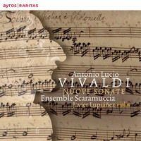 Scaramuccia - Javier Lupiáñez  - Nuove Sonate - Violin Sonata In D Major RV 816  II by ayros on SoundCloud